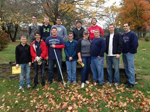 Mercer-Volunteers